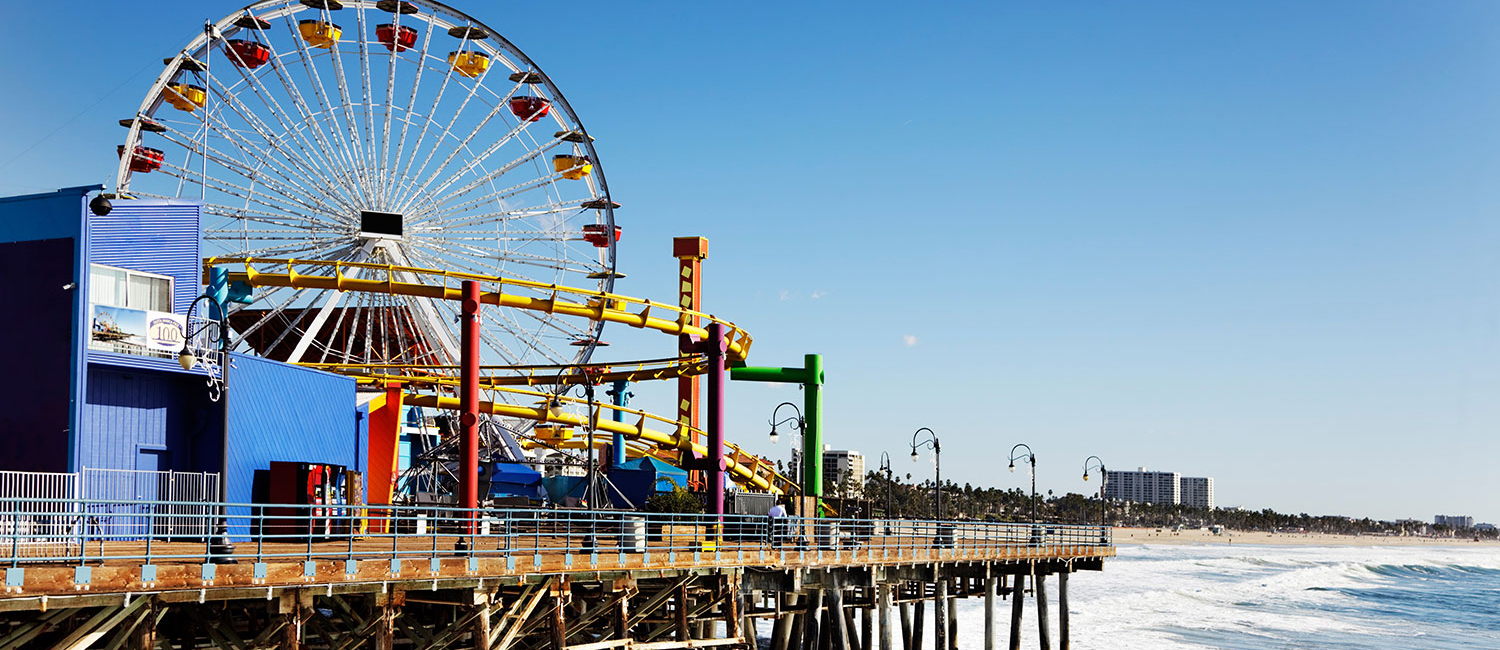 OUR SANTA MONICA LOCATION IS NEAR RESTAURANTS, ENTERTAINMENT AND MORE